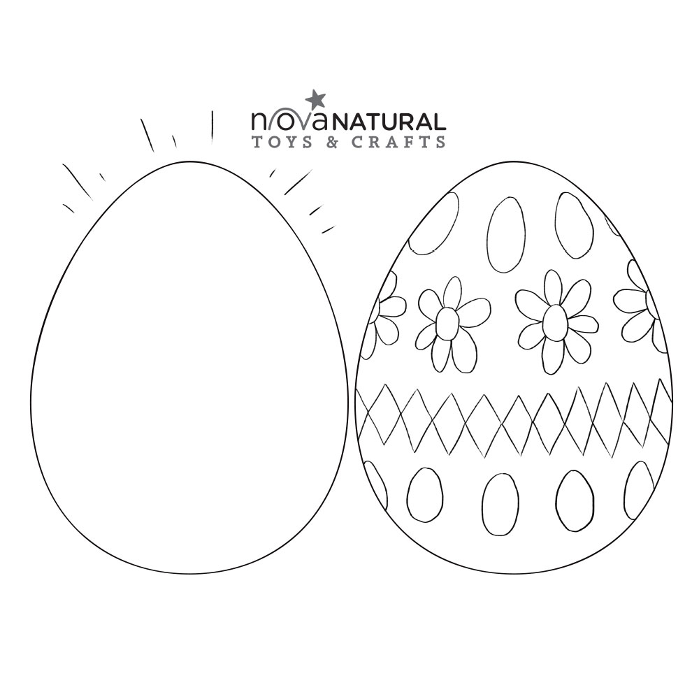 Color Your Own Eggs