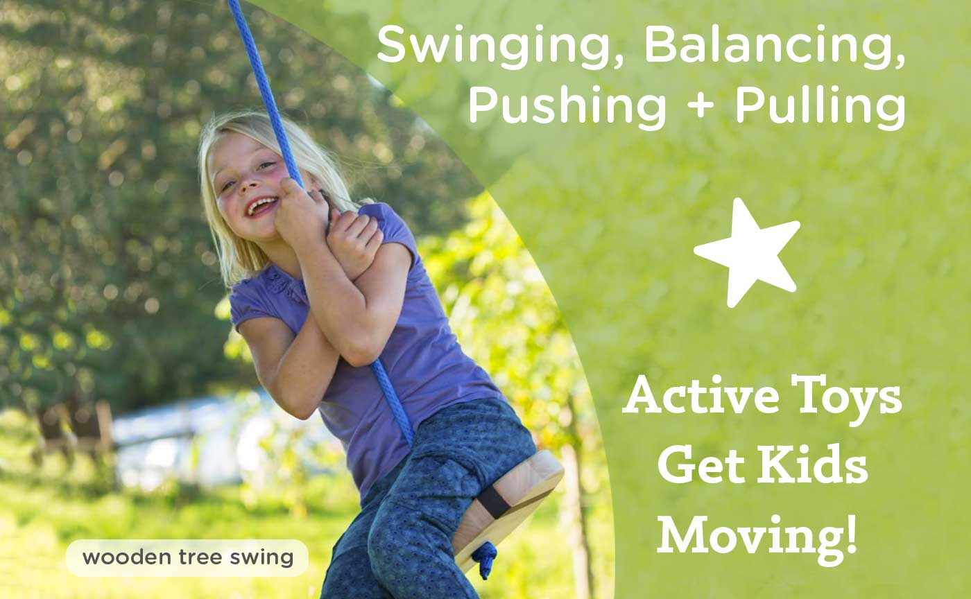 Active Toys Get Kids Moving
