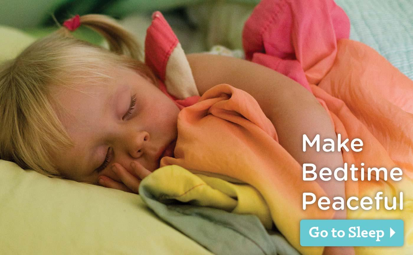 Make Bedtime Peaceful