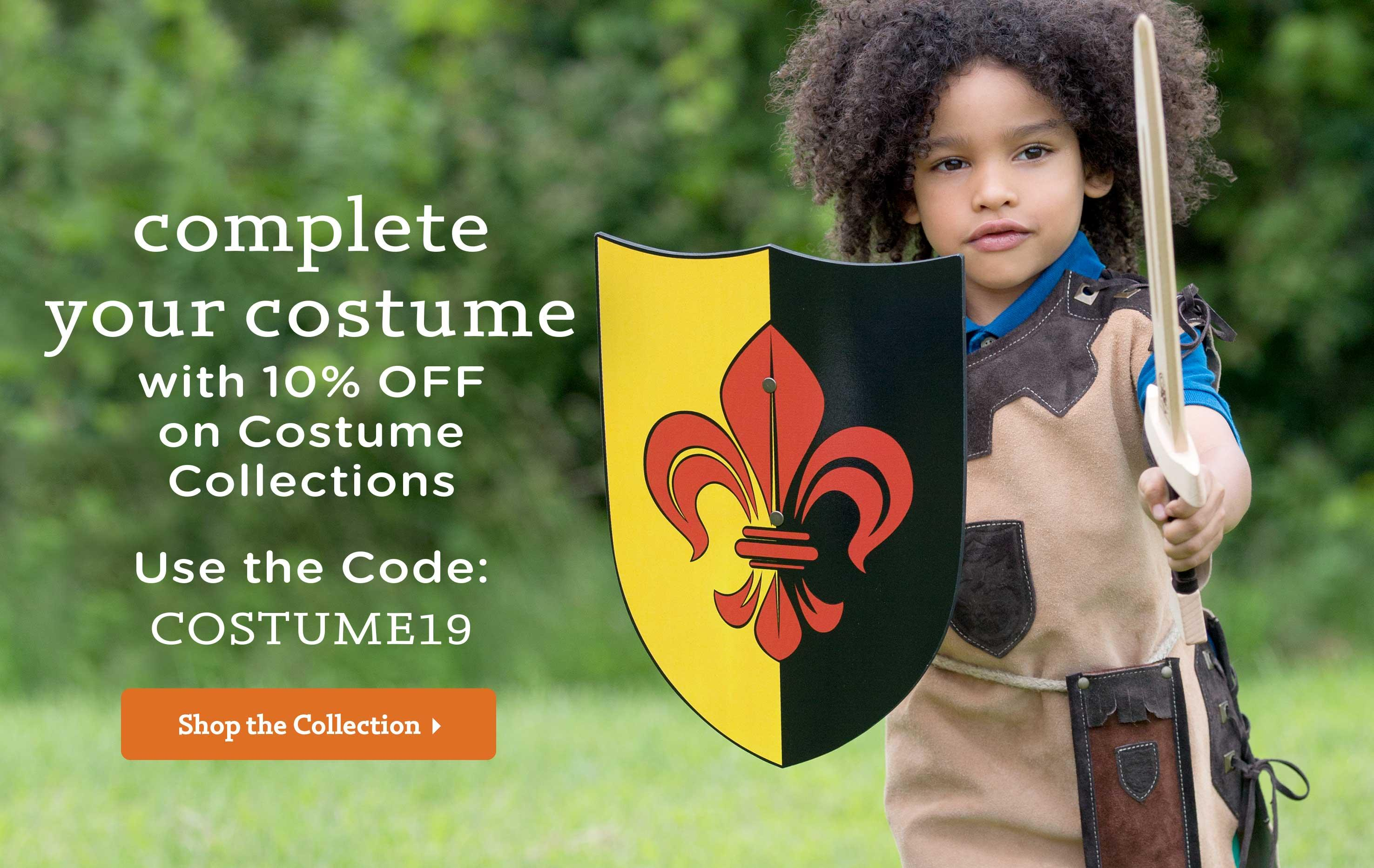 Complete Your Costume