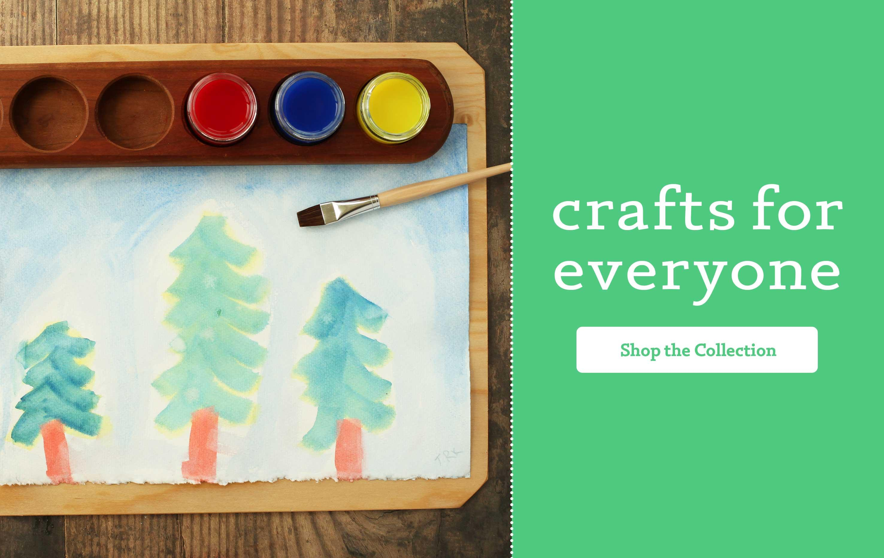 crafts for everyone