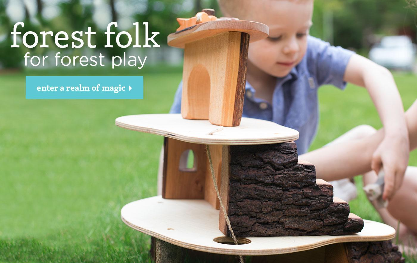 Forest Folk for Forest Play
