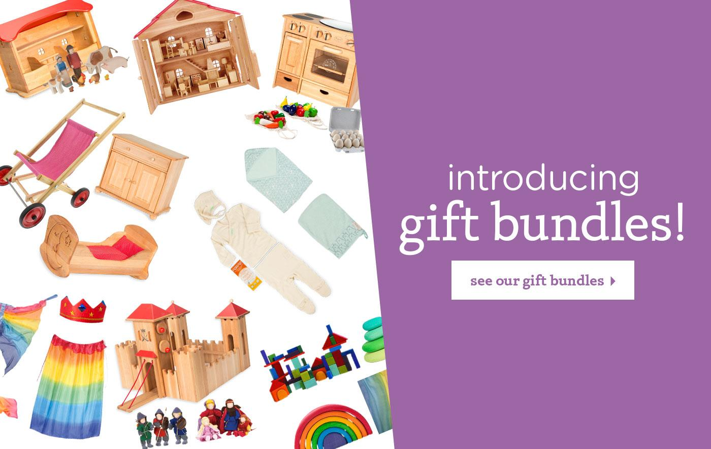 introducing gift bunbles!