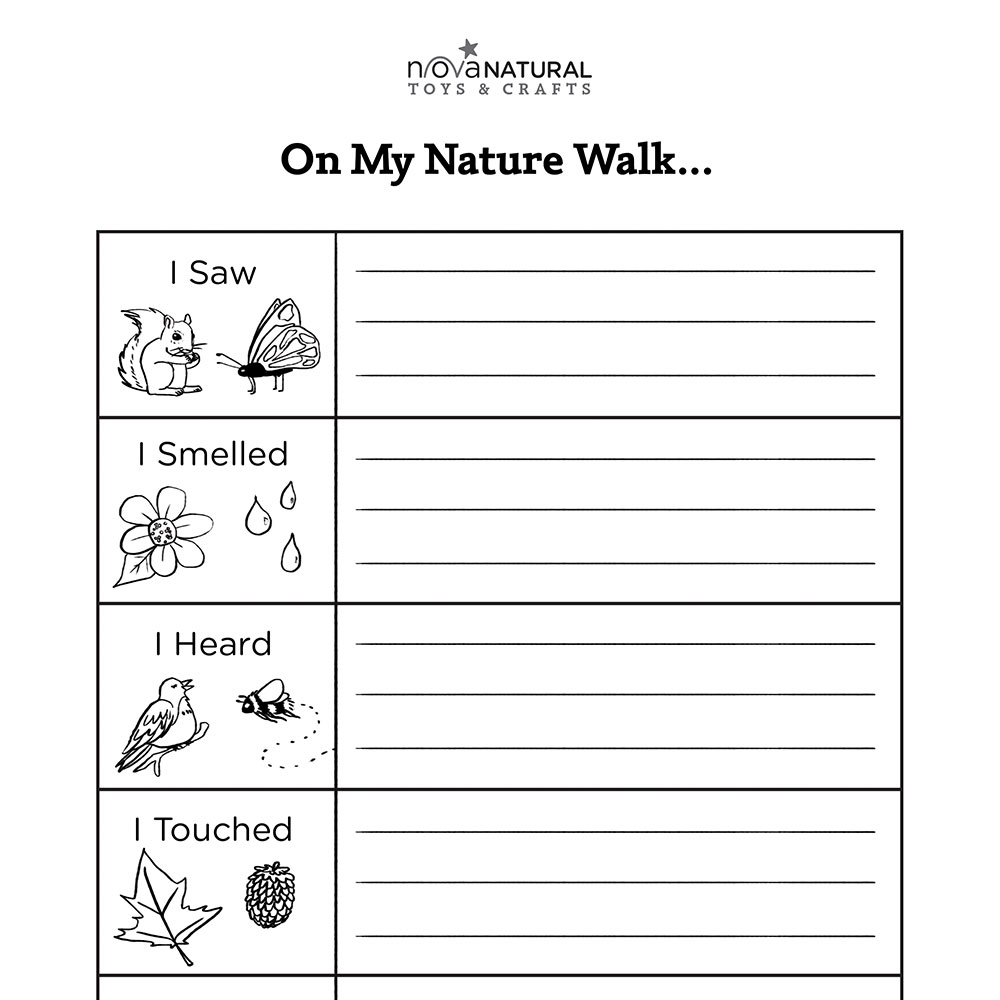 Five Senses Nature Walk