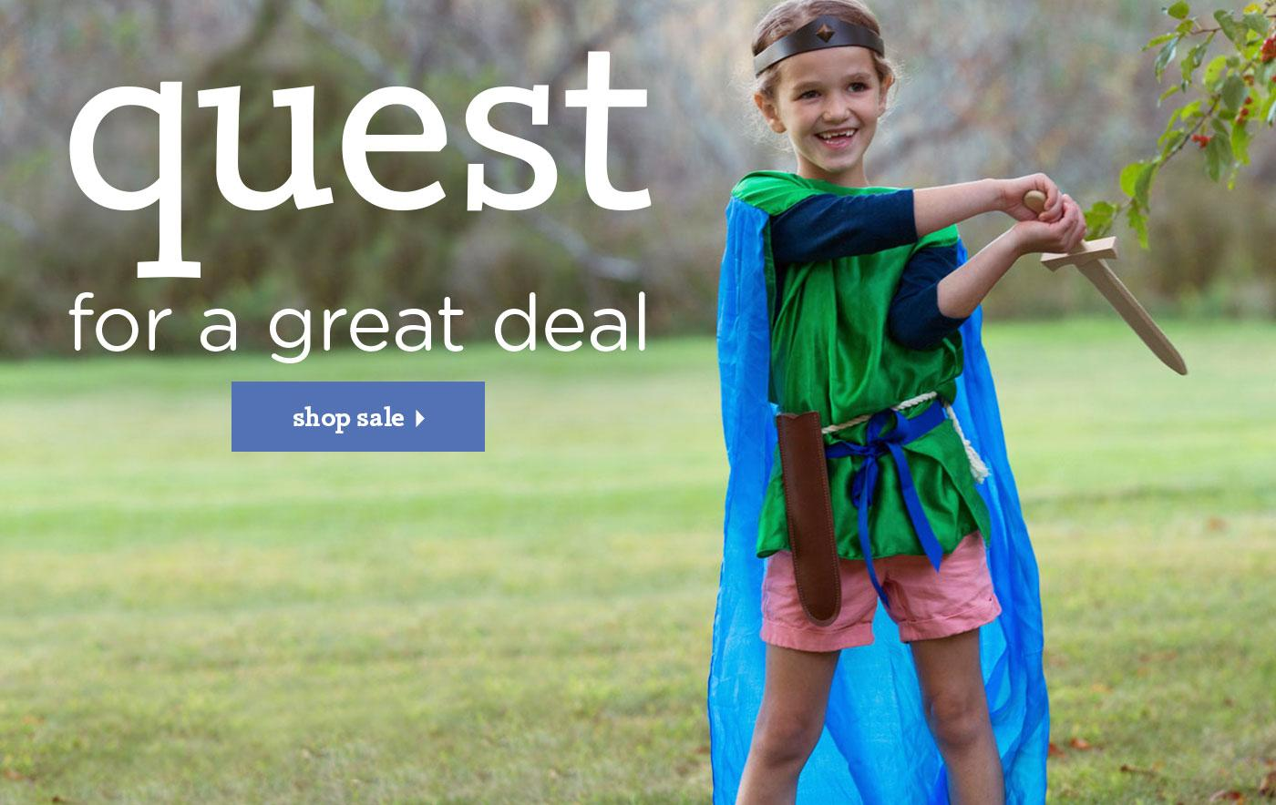 quest for a great deal