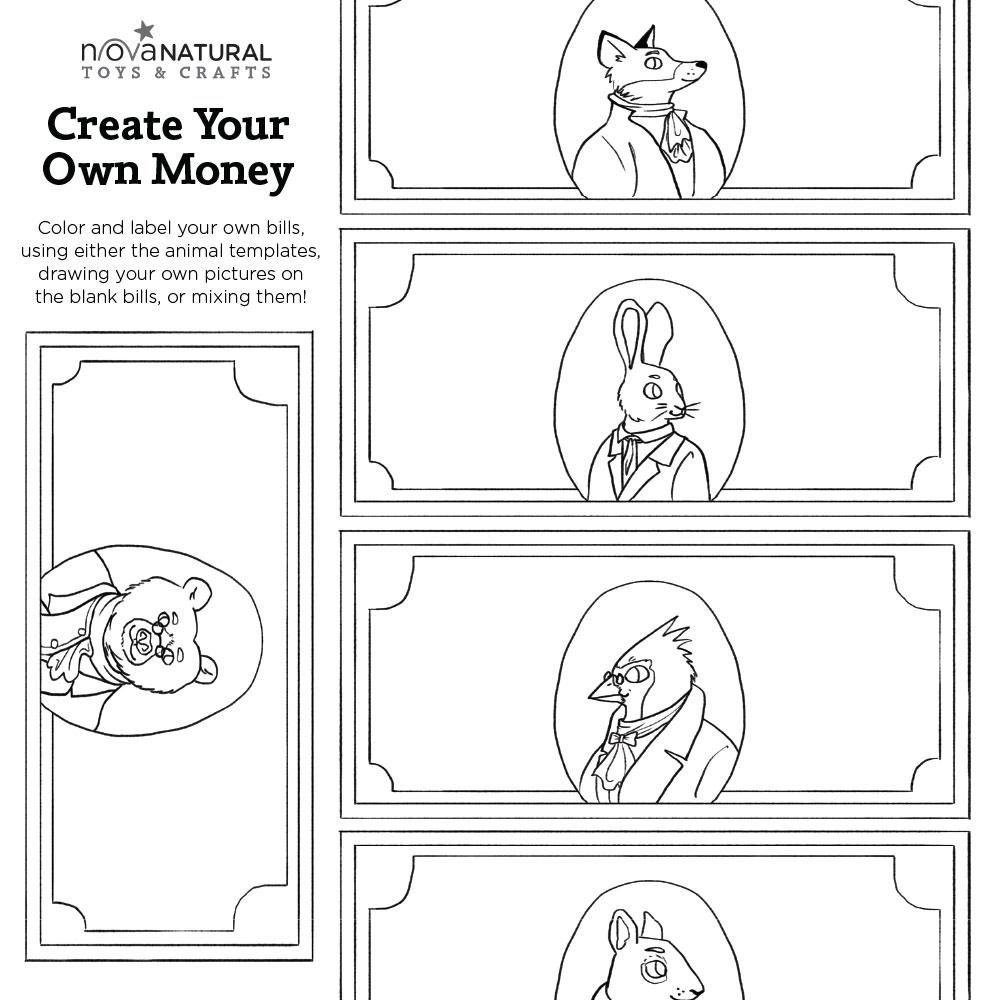 Make Your Own Money