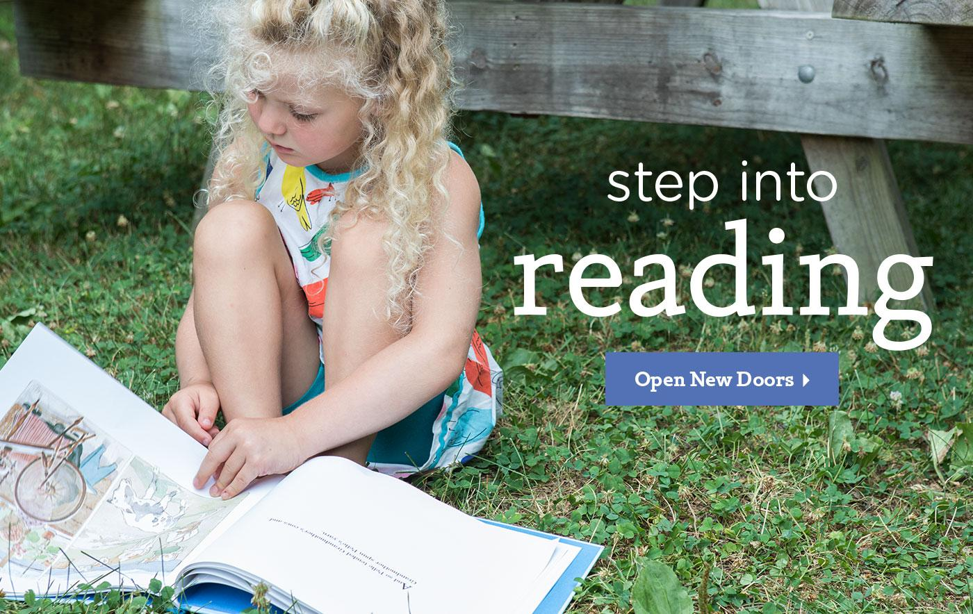 step into reading
