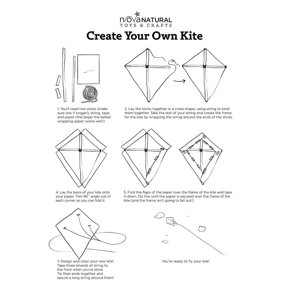 Create Your Own Kite