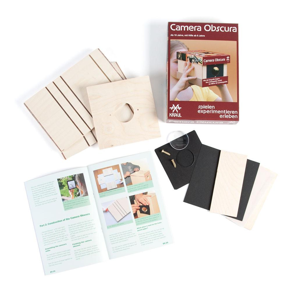 Camera Obscura Kids Science Kit