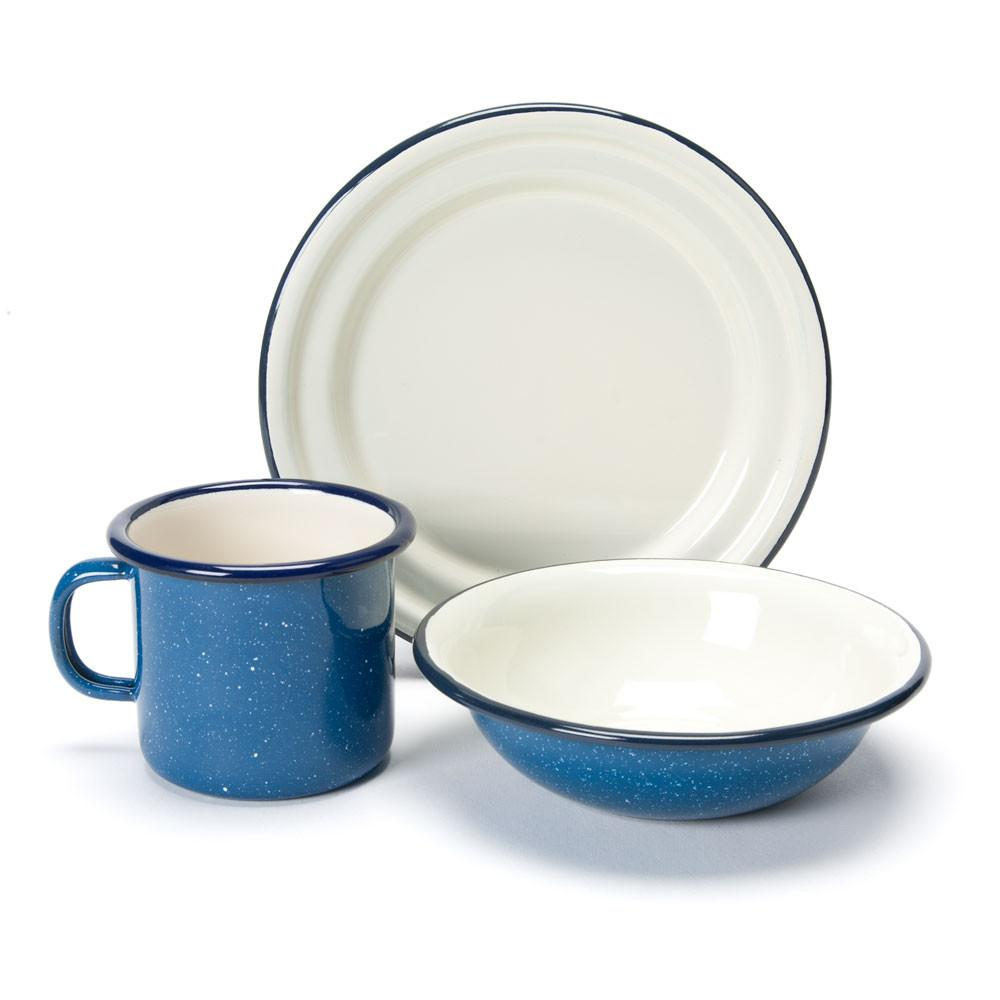 Share Tweet Pinit  sc 1 st  Nova Natural & Enamel Cup Bowl u0026 Plate Set | Nova Natural Toys u0026 Crafts