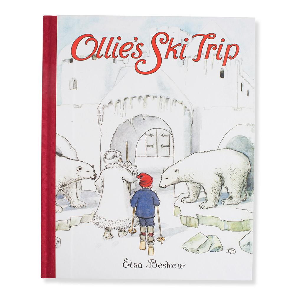 Ollie\'s Ski Trip By Elsa Beskow | Nova Natural Toys & Crafts