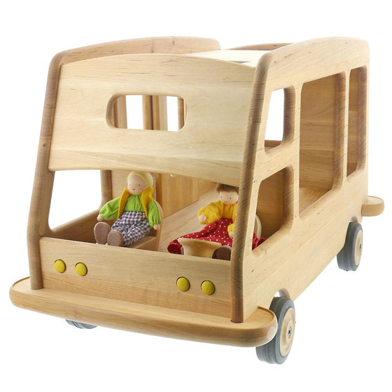 Ride On Wooden Toy Caravan Nova Natural Toys Amp Crafts