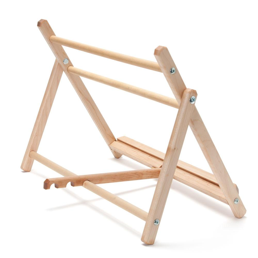 easel pin each design tripod standard x wood quantity natural tabletop table top