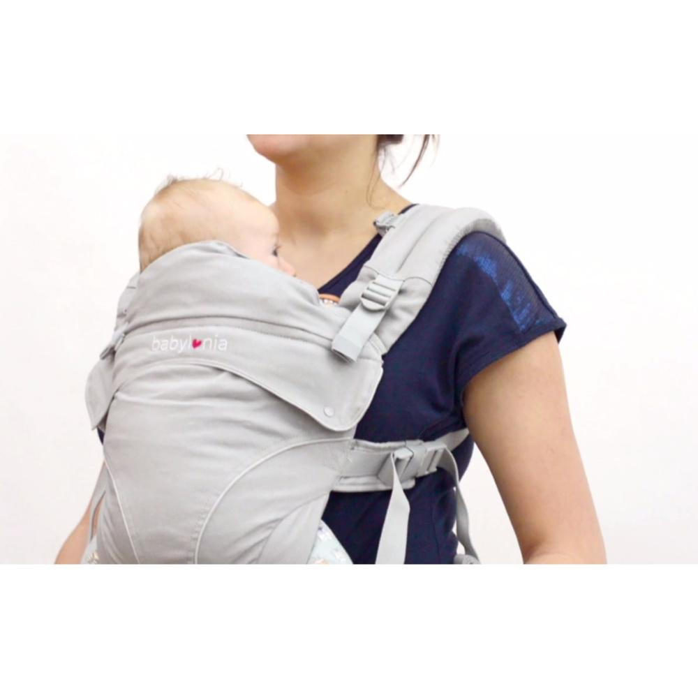 flexia baby carrier product description video